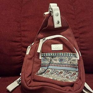 Handbags - Small canvas sling bag